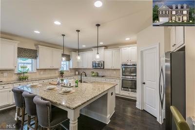 Atlanta Single Family Home New: 120 Sycamore Row