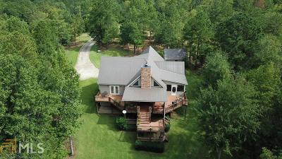 Greensboro, Eatonton Single Family Home New: 190 Burtom Rd #6A