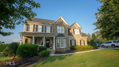 Hoschton Single Family Home New: 110 Whitaker Way