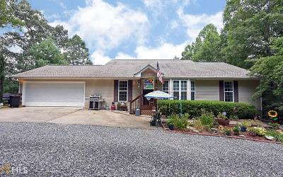 Blairsville Single Family Home New: 113 Forest Ridge