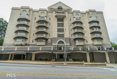 Buckhead Condo/Townhouse New: 2499 Peachtree Rd #706