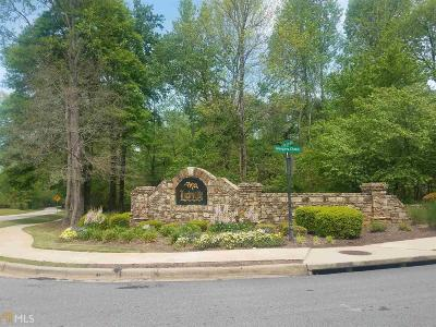 Newton County Residential Lots & Land New: 100 Drummond Pl