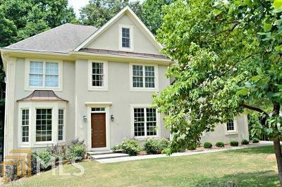 Fayette County Single Family Home New: 107 Stoneacre Curve