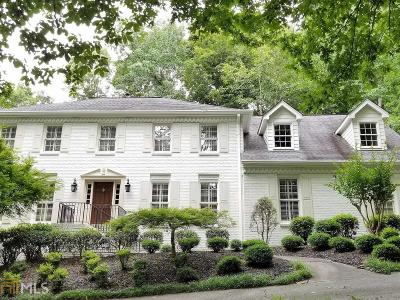 Johns Creek Single Family Home For Sale: 450 Link Rd