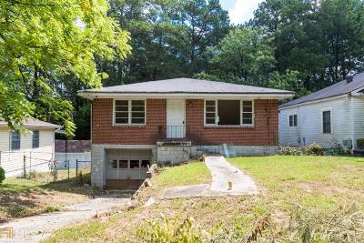 Fulton County Single Family Home New: 569 Woods Dr