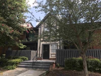 Sandy Springs Condo/Townhouse New: 6851 Roswell Rd #O2