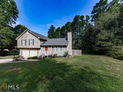 Woodstock Single Family Home New: 112 Southfork Dr