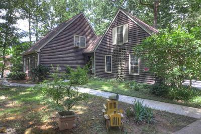 Fayetteville Single Family Home New: 671 Ginger Cake Rd