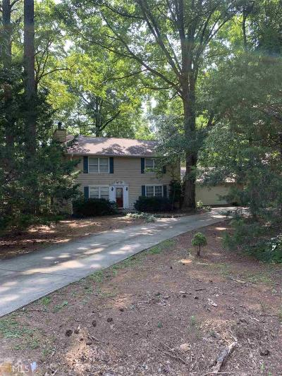 Griffin Single Family Home New: 132 N Morgan Dr