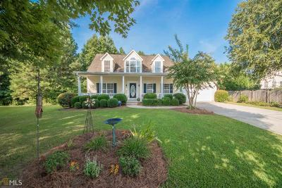 Peachtree City Single Family Home New: 406 St Dunstans Ct