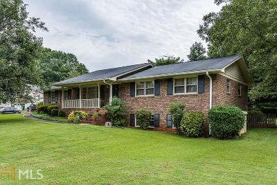 Smyrna Single Family Home New: 3861 N Cooper Lake Rd