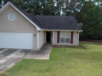 Clayton County Single Family Home New: 8337 Post Oak Ct