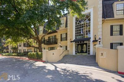 Buckhead Condo/Townhouse New: 3115 Pine Heights Dr