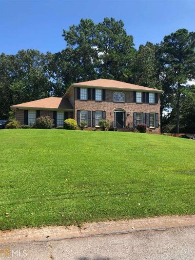 Stone Mountain Single Family Home New: 4244 Kings Troop Rd