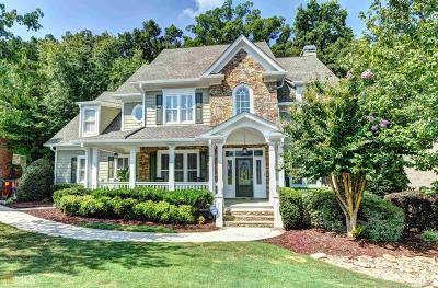 Lawrenceville Single Family Home New: 1222 Hidden Spirit Trl