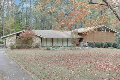 Stone Mountain Single Family Home New: 1809 Tilling Way