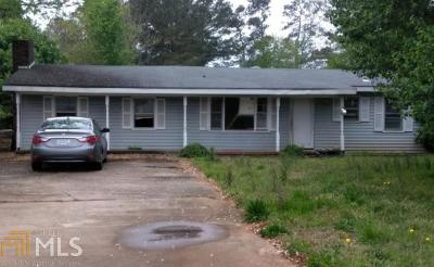 Fayetteville Single Family Home New: 850 New Hope Rd