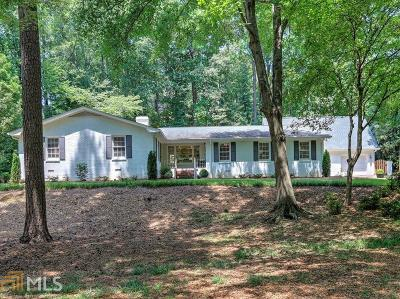 Norcross Single Family Home New: 425 Longview Dr