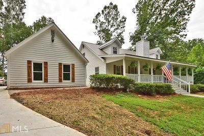 Cumming Single Family Home New: 7200 Cogburn Rd