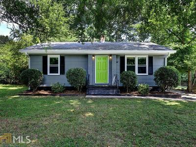 Smyrna Single Family Home New: 1019 SE Oakdale Dr