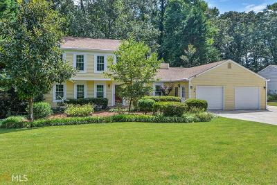 Marietta Single Family Home New: 2946 Clearbrook Dr