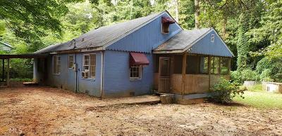 Fulton County Single Family Home New: 3140 SW Mayo Pl