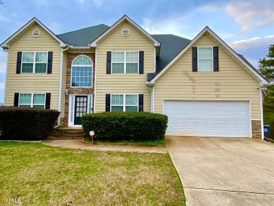 Newton County Single Family Home New: 35 Green Hill Ct
