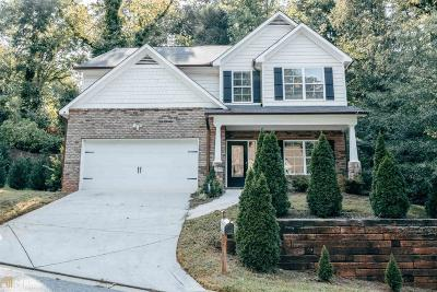 Fulton County Single Family Home New: 1385 Knob Hill Ct