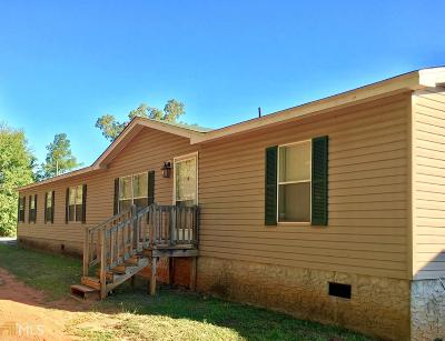 Jasper County Single Family Home New: 68 Chipmunk Ct