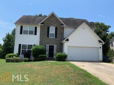 McDonough Single Family Home New: 3001 Pale Moon Pl