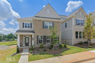 Cobb County Single Family Home New: 36 Hedges St