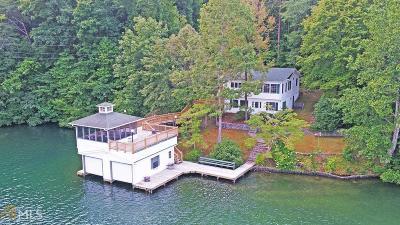 Clayton, Clarkesville, Tiger Single Family Home For Sale: 206 Alachee Trl