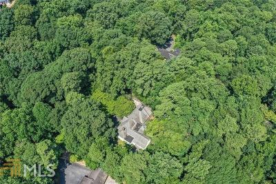 Fulton County Residential Lots & Land New: 3699 Randall Mill Rd
