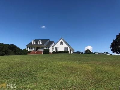 Elbert County, Franklin County, Hart County Single Family Home New: 651 Jud Cole Rd