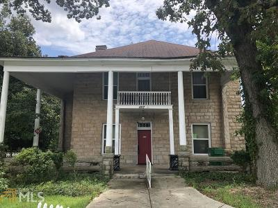 Dekalb County Single Family Home New: 1817 S Stone Mountain Lithonia Rd