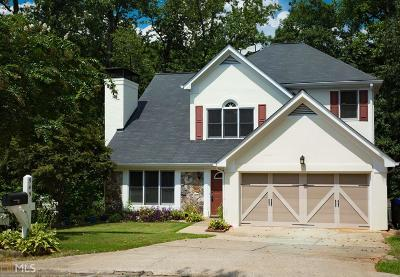 Roswell Single Family Home New: 545 Ambergate