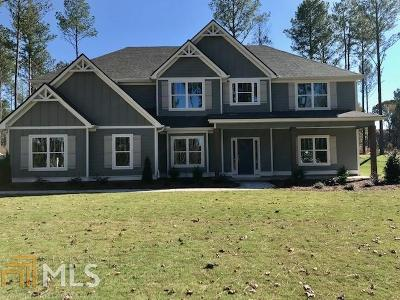 Newnan Single Family Home For Sale: Smokey Rd #Lot 9