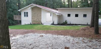 College Park Single Family Home New: 6975 Butner