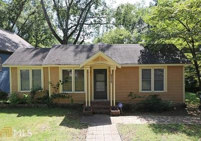 Atlanta Single Family Home New: 2318 Paul Ave