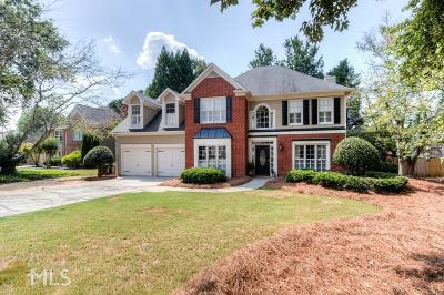 Roswell Single Family Home Under Contract: 125 Larney Ct