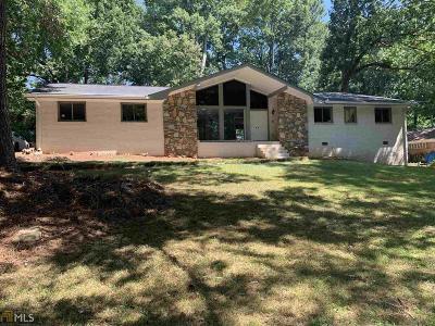 Tucker Single Family Home New: 4624 Westhampton Circle
