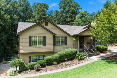 Flowery Branch Single Family Home New: 4622 Quail Pointe Dr