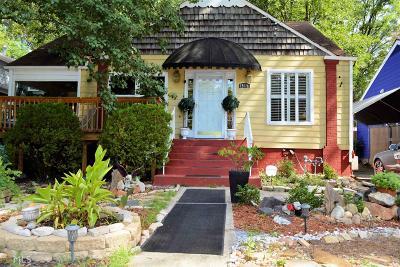 Atlanta Single Family Home New: 1519 SW Venetian Dr
