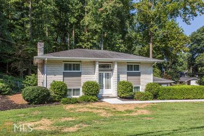 Atlanta Single Family Home New: 3243 NE Leslie Ln