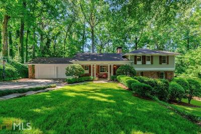 Atlanta Single Family Home New: 4159 McClatchey Cir