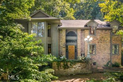 Atlanta Single Family Home New: 9360 Huntcliff Trce