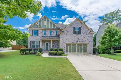 Dacula Single Family Home New: 738 Cape Ivey Dr