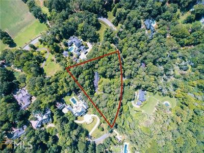 Fulton County Residential Lots & Land New: 777 Fairfield Rd