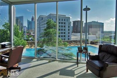 Atlanta Condo/Townhouse New: 1080 Peachtree Street NE #911