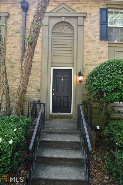 Sandy Springs Condo/Townhouse New: 6980 Roswell Rd #A6